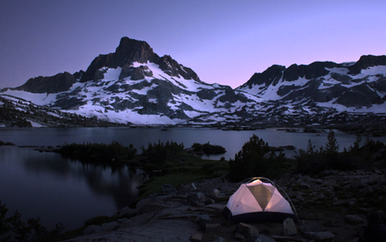 Camping experiences essay