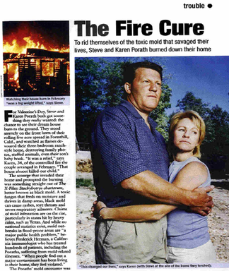 Fire Cure