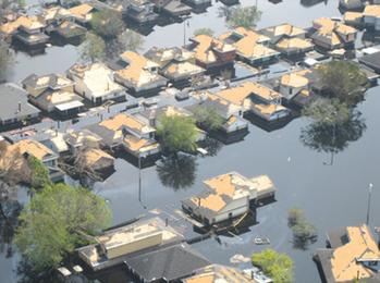 Las inundaciones de Nueva Orleans