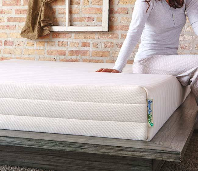 The Living Clean Guide to Less-Toxic and Non-Toxic Mattress