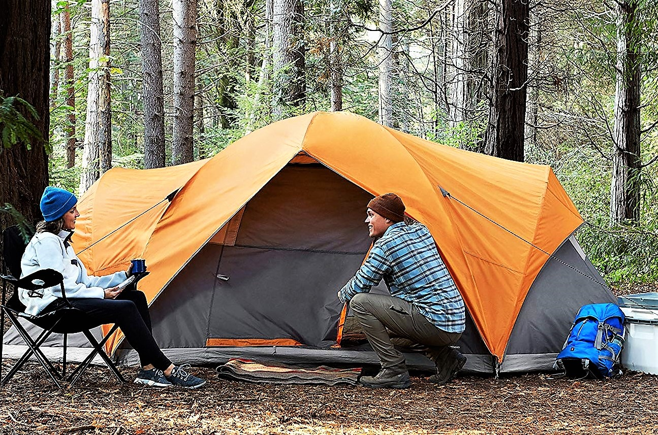 The Living Clean Guide to Non-Toxic Camping Gear - Tent