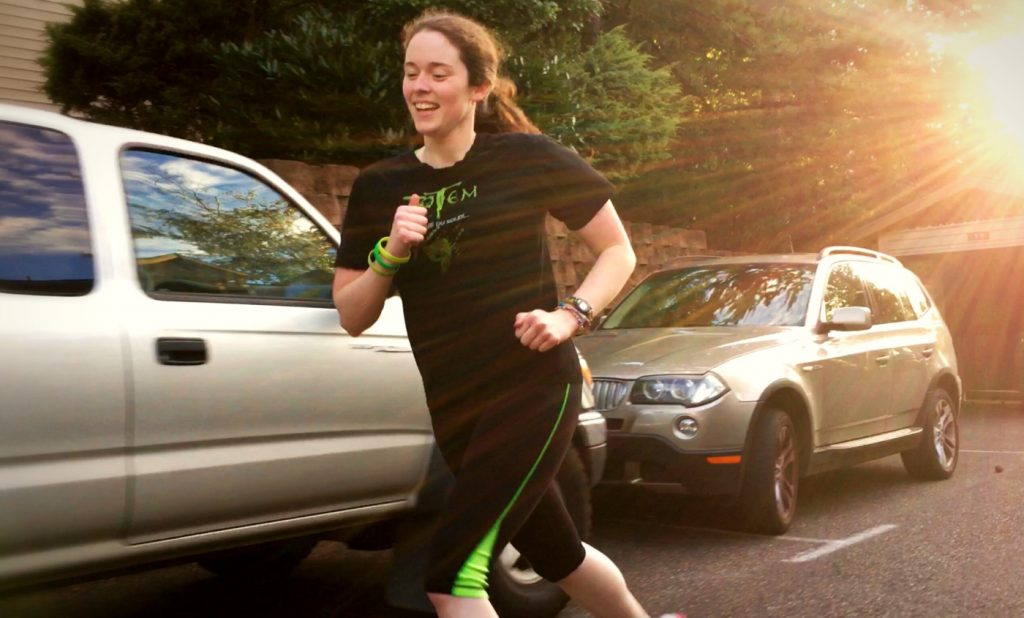 Rachel Running