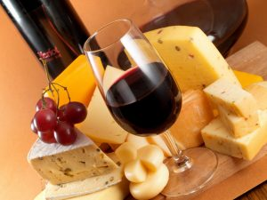 resized Cheese and Wine