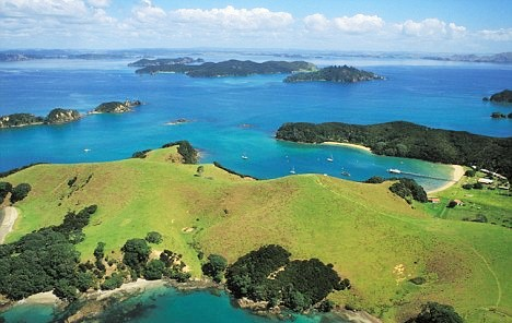 Michael Crawford - New Zealand