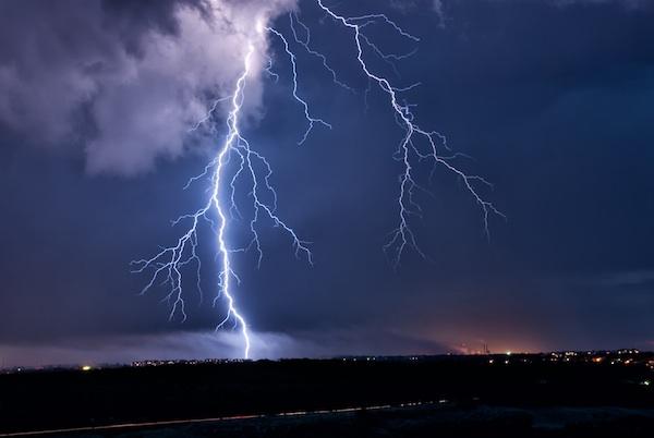 Lightning Smaller