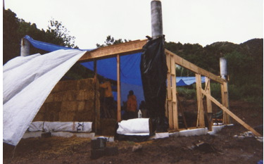 Julie House Construction