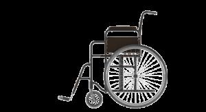 Wider Wheelchair