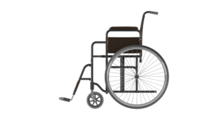 Wider Wheelchair
