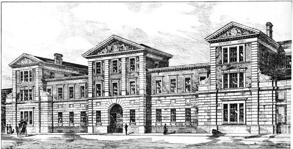 Royal Free Hospital (2)