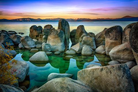 Tahoe Rocks Low Res