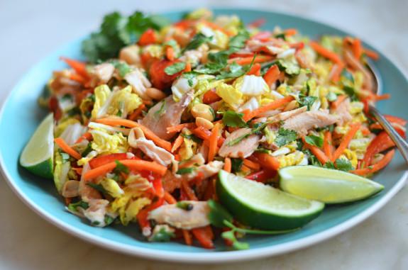 Shredded-Vietnamese-Chicken-Salad-575x381