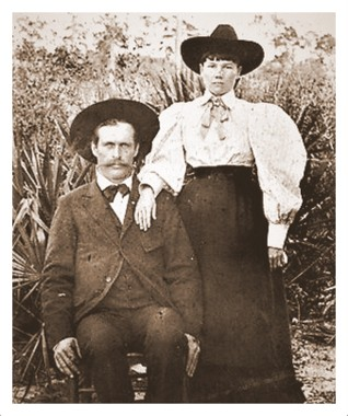 Almanzo and Laura in Florida (2)
