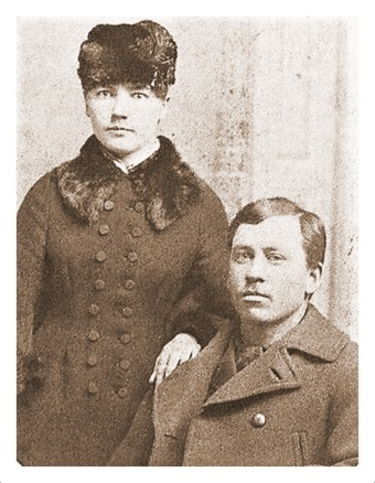 Laura and Almanzo (2)